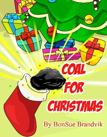Coal For Christmas by BonSue Brandvik