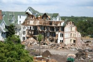 demolition of belleview biltmore